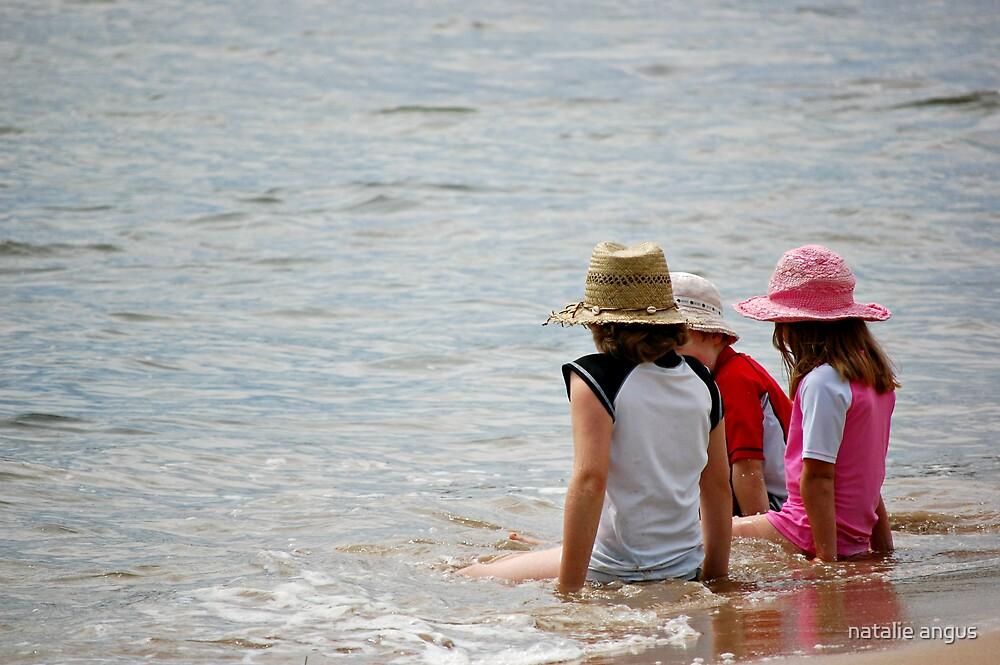beach buddies by natalie angus