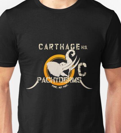 Carthage Pachyderms - Light Unisex T-Shirt