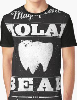 Molar Bear - Gentlemen's Edition Graphic T-Shirt