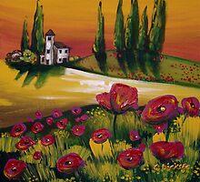 Country Retreat by Cherie Roe Dirksen