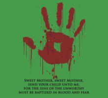 AWESOME Dark Brotherhood Black Sacrament! Kids Clothes