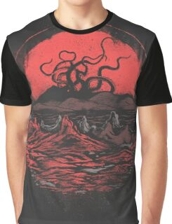 Tentacle Wars Graphic T-Shirt