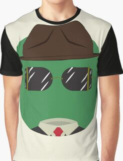 Little Monsters: Invisible Man Graphic T-Shirt