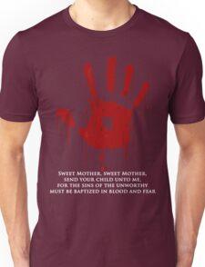 AWESOME Dark Brotherhood Black Sacrament!  Unisex T-Shirt
