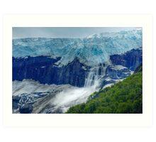 Thunder from the Mountain, Nahuel Huapi NP, Argentina Art Print