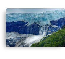Thunder from the Mountain, Nahuel Huapi NP, Argentina Canvas Print