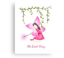 Swinging Freely Canvas Print