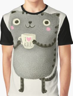 I♥kill Graphic T-Shirt
