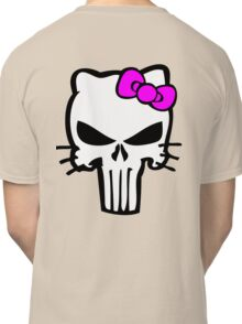 Kitty Punisher Classic T-Shirt