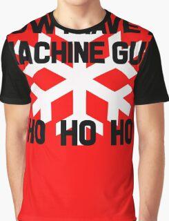 Die Hard - Now I Have A Machine Gun Ho Ho Ho Graphic T-Shirt