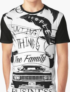 The Family Business Graphic T-Shirt