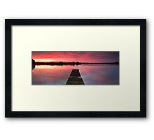 Enlightened Soul Framed Print