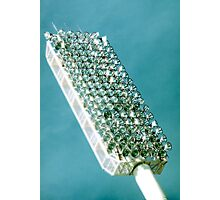 """AAMI Stadium Lights"" Photographic Print"
