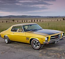 Holden HQ GTS Monaro by John Jovic