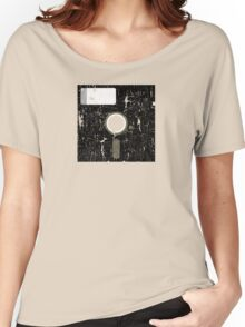 Retro Floppy Women's Relaxed Fit T-Shirt