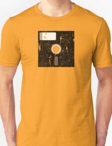 Retro Floppy Unisex T-Shirt