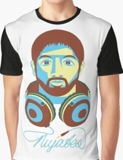 Nujabes Graphic T-Shirt