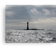 The Smalls Lighthouse Metal Print
