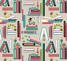 Bookworms by Brenda Zapotosky