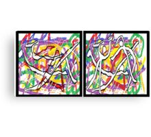 Transformation Canvas Print