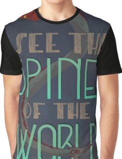 The Spine of the World Graphic T-Shirt