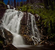 Steavenson Falls I by Andrejs Jaudzems