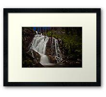 Steavenson Falls I Framed Print