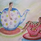 He-pot & She-cup by Thea T