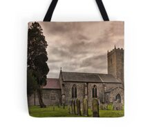 Church of St Mary, Tharston Tote Bag