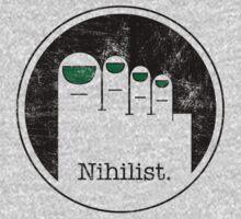 Minimalist Nihilist by Mephias