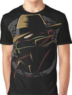 Undercover Ninja Raph Graphic T-Shirt