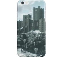 Skyrim Winterhold iPhone Case/Skin