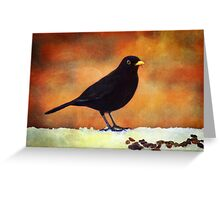 Halt, who goes there? Greeting Card