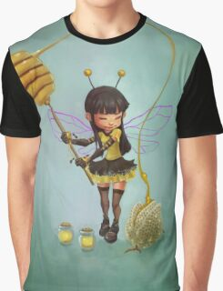 Honey Queen Graphic T-Shirt