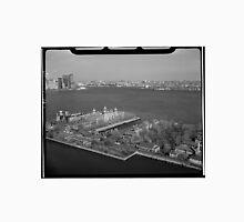 Ellis Island and NYC Harbor Photograph Unisex T-Shirt