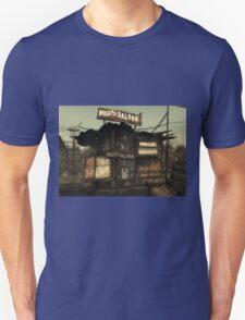 Fallout Moriartys Saloon T-Shirt