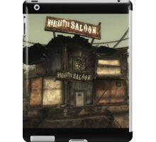 Fallout Moriartys Saloon iPad Case/Skin