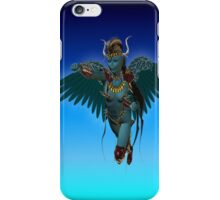 Alien Warrior iPhone Case/Skin