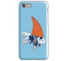 Big fish in a small pond iPhone Case/Skin