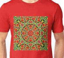 Krazy Kaleidoscope 1029 Unisex T-Shirt