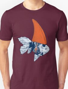 Big fish in a small pond Unisex T-Shirt