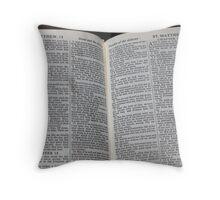 Matthew 18 Throw Pillow