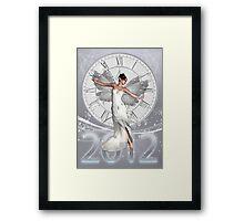 2012 Fairy Time Framed Print