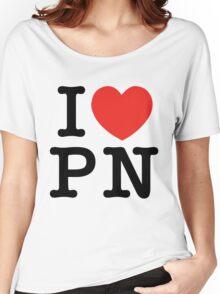 I Love Panem (for light tee's) Women's Relaxed Fit T-Shirt