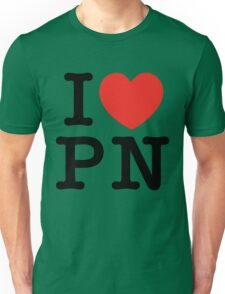 I Love Panem (for light tee's) Unisex T-Shirt