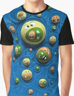 Emoticontagious Graphic T-Shirt