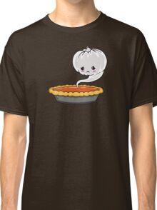 Sad Pumpkin | Cute Pumpkin Ghost  Classic T-Shirt