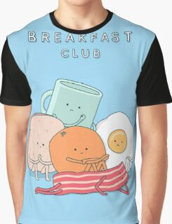 The Breakfast Club Graphic T-Shirt