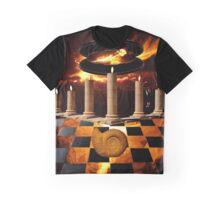 The Elemental Tourist - Fire Graphic T-Shirt