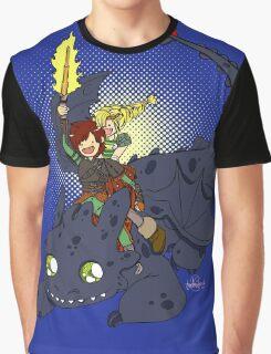 Dragon Time! Graphic T-Shirt